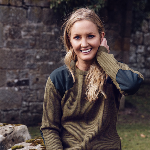 THE OLIVE JUMPER